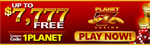 Up to $7,777 No Deposit Bonus