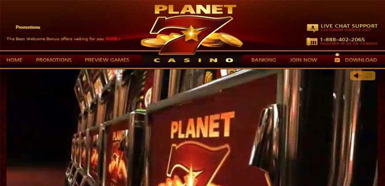 planet seven casino